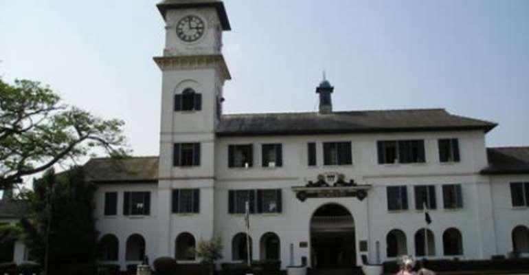 Achimota School Administration Block